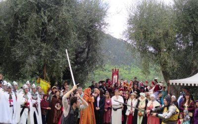 10e Fête Médiévale à Tourette-Levens