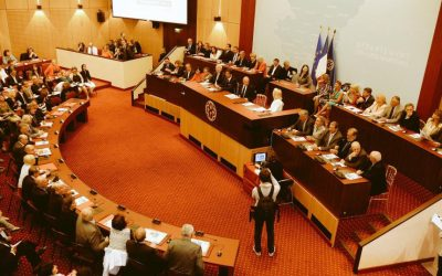 Vote du budget du Conseil Départemental
