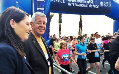 25e anniversaire du Semi-Marathon international de Nice