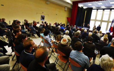 A la rencontre des habitants de la 5ème circonscription – Saint Etienne de Tinée