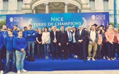 2015-2016 : une grande saison pour l'élite du sport niçois !