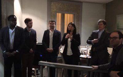 Dîner des Jeunes Républicains de Gironde : détermination et cohésion autour de F.Fillon
