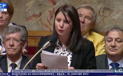 Question au Gouvernement sur l'indemnisation des victimes de l'attentat de Nice