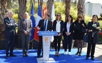 La Région Provence-Alpes-Côte d'Azur lance un grand plan de sauvegarde de nos palmiers