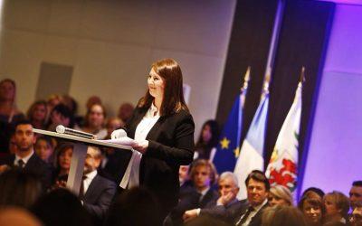 Plus de 800 Niçois présents à la rencontre entre citoyens et élus de La France Audacieuse