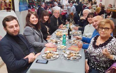 Au repas de Noël du comité de quartier niçois de la Madonette Terron – Fabron – Barla