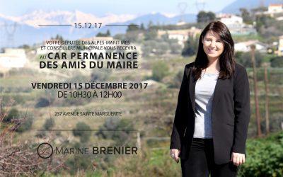 Je vous donne rendez-vous vendredi, dès 10h30, au niveau du 237 avenue Sainte Marguerite, à Nice !
