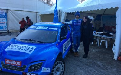 Trophée Andros 2018, Isola 2000