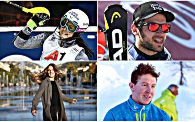 Sélection aux Jeux Olympiques de Pyeongchang : nous pouvons être fiers de nos sportifs !