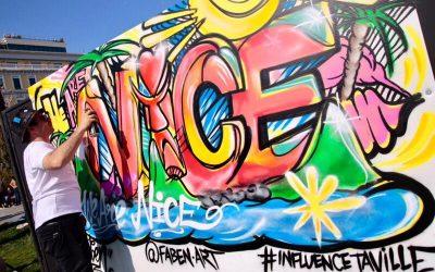 Influence ta ville a investi la Ville de Nice!