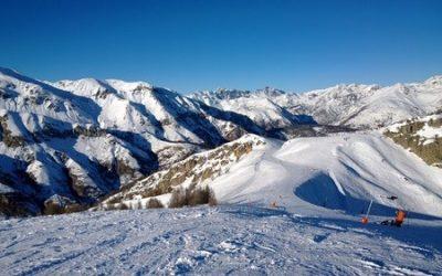 Reprise du plan ski