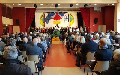 Présentation des vœux aux habitants de Tourrette-Levens