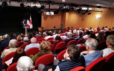 Tous mobilisés derrière la liste portée par François-Xavier Bellamy