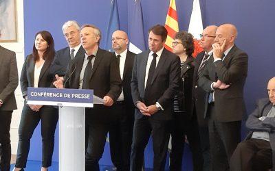Présentation des Comptes administratifs de la Métropole Nice Côte d'Azur