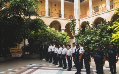 Un Hôtel de Police à la hauteur de nos forces de l'ordre !