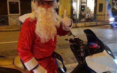Alex, Père Noël pour Lenval 🙏🏥