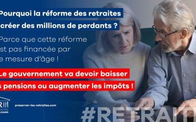 Le projet de loi sur les retraites bat déjà son plein en séance publique !