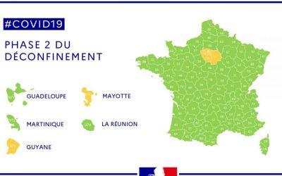La France retrouve progressivement sa liberté et son activité économique mais beaucoup d'incertitudes demeurent.