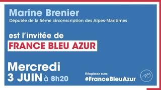 🎙Retrouvez moi demain sur France Bleu Azur à 8h20