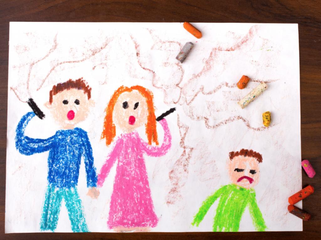 espace sans tabac enfants école proposition de loi interdiction de fumer devant les établissements scolaires