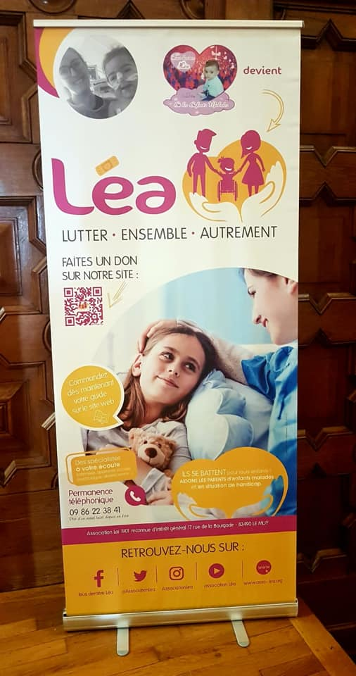programme colloque association lea enfants handicap