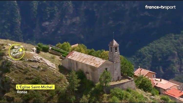 Eglise St Michel à Ilonse