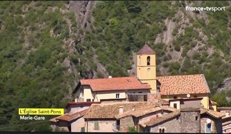 Eglise St Ponse à Marie
