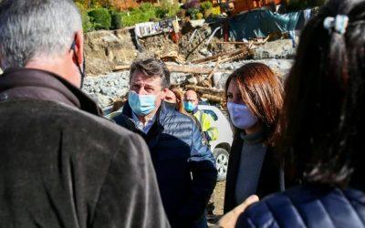 Vallée de la Tinée : 3 semaines après la Tempête Alex
