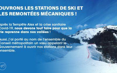 Ouvrons les stations de ski et les remontées mécaniques !