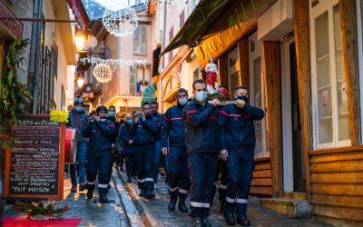 Hommage à nos pompiers disparus dans la Tempête Alex
