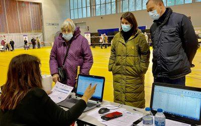 Suivi de la vaccination à Saint-Martin-Du-Var