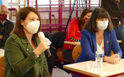 Journée des Droits des Femmes : échanges avec une classe de 6ème