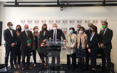 Conférence de presse pour une fin de vie libre et choisie