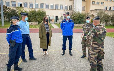 Immersion dans la Préparation militaire de la Gendarmerie Nationale