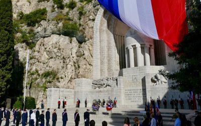 76ème commémoration de la Victoire du 8 mai 1945