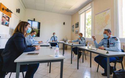 Immersion à la Gendarmerie des Alpes-Maritimes