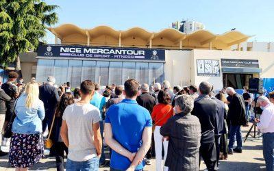 Présentation des nouveaux équipements sportifs du complexe Nice Mercantour !