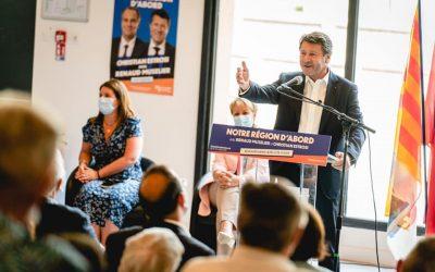 Elections régionales : soutien de notre majorité dans les vallées