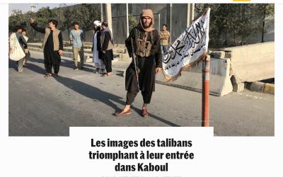 Les talibans ont repris le pouvoir en Afghanistan : réaction